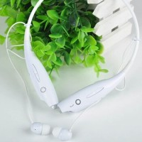 Headset Bluetooth Wireless LG Tone HBS-730 WHITE