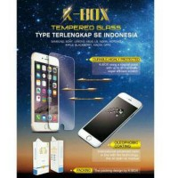 Tempered Glass K-Box Lenovo A536 / P90 / K80 / K900 Anti Gores Kaca