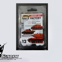 MIG Smart Set (3x17ml) : German Factory Colors