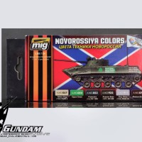 MIG Acrylic Set (6x17ml) : Novorossiya Colors