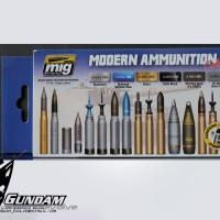 MIG Acrylic Set (6x17ml) : Modern Ammunition