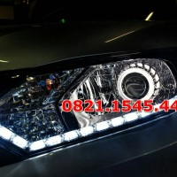 Projector AES And Drl Running Custom In Headlamp HRV