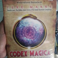 CODEX MAGICA. TEXE MARRS