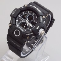Casio G Shock Rangeman Gw 1135 Lis Putih Black Hitam Jam Tangan Pria