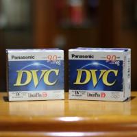Panasonic MiniDV Tape Cartridge 60min (90min LP)
