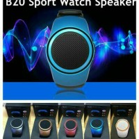 Jam Tangan Speaker B20 Bluetooth Micro Portable Barang Unik Inovasi