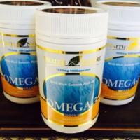 Jual omega 3 minyak Ikan fish oil salmon Australia Murah