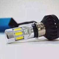 harga Lampu Utama Led 6sisi / 6mata Untuk Motor Vixion ,cb150r , Mio, Vario Tokopedia.com