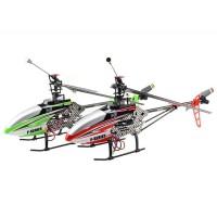 MJX-F45-RD-RTF MJX F45 4CH 2.4GHZ Single Rotor Helicopter RTF