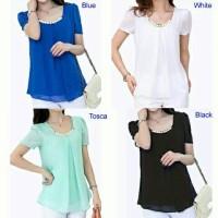 harga Salinah Blouse/atasan/tunik/fashion/promo/blouse/baju Simpel Tokopedia.com