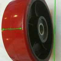 Roda Hand Pallet KRISBOW 2 Ton 160x50.