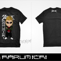 Jual Genji Crows | Gakuran Style | T shirt Harumachi Chibi Murah