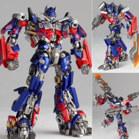 Action Figure Transformers Optimus Prime Transformer