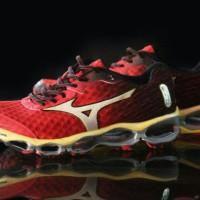 harga sepatu running volly sport pria casual mizuno wave Tokopedia.com