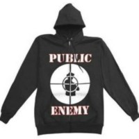 jaket/sweater/switer/zipper/hoodies/hoodie PUBLIC ENEMY