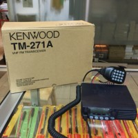 JUAL HT RIG KENWOOD TM 271A VHF 65W