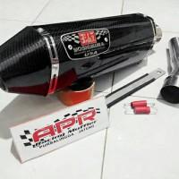 harga Knalpot YoshiR77 To Ninja FI/Karbu,R25,CBR250,R25,CBR150 (Slip on) Tokopedia.com
