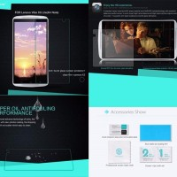 Nillkin Anti-Explosion H Tempered Glass Lenovo Vibe K4 Note