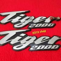 harga Emblem Tangki Honda Tiger Tokopedia.com