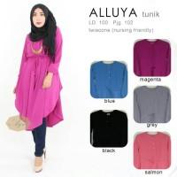 alluya tunik ori ayn / supplier baju hijab