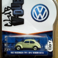 GREENLIGHT CLUB V-DUB 1952 VW VOLKSWAGEN TYPE 1 SPLIT WINDOW BEETLE
