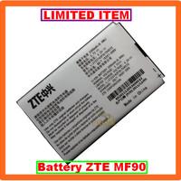 Baterai Batere Battery Zte Mf90 Bolt Mobile Hotspot Wifi (Oem) Silver