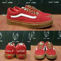 Vans Syndicate Golf Wang Red Icc Original