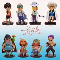 Mini Collection Action Figure One Piece Zetto Good Quality!