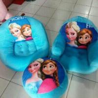 Sofa Set Anak Frozen Starwberry Hello Kitty