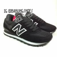 Sepatu New balance 574 Hitam