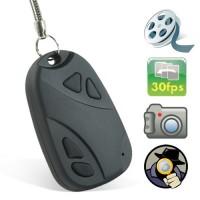 Spy Cam Black Remote Mobil (Car-key)