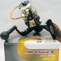 harga Reel Spinning Pioneer Avenger Ave-3000i Tokopedia.com