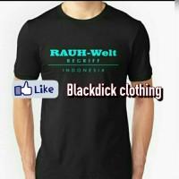 tshirt RAUH WELT BEGRIFF INDONESIA