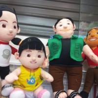 Boneka bang jarwo/sopo/adel/adit
