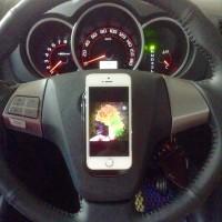Jual Anti Slip Sticky Pad Dashboard Mobil Car Phone HP Holder Spider Mat Murah