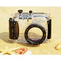 Meikon Waterproof Camera Case For Universal Camera - Black
