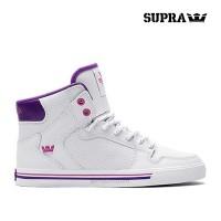 Supra Footwear Woman Vaider - White Pink (ori)