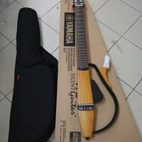 Gitar Yamaha Silent Slg-110n (Free Tas Original)