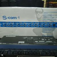 Compressor/Gate Samson S. Com4