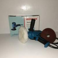 Mesin poles mobil dan motor M-3210 + 1 woll poles Modern