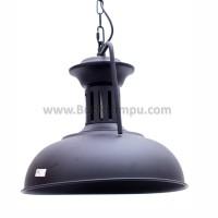 Lampu Gantung Kap F565 Hitam