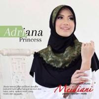 Princess Adriana by Meidiani / Bergo Cantik / Kerudung instan