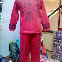 Baju Setelan koko anak umu 3-4th uk 4,6,8