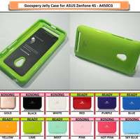 Goospery Jelly Case For Asus Zenfone 4s