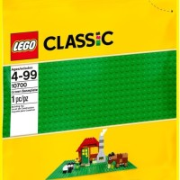 LEGO Classic # 10700 Basic 32 x Green Building Base Plate Base Plate