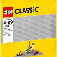 Jual LEGO Classic # 10701 Basic 48 x Grey Building Base Plate Abu Baseplate Murah