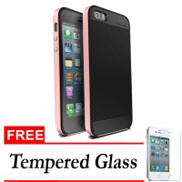 Hardcase Case Spigen Neo Hybrid Iphone 5 / 5s / SE FREE TEMPERED GLASS
