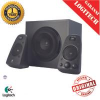 Logitech Speaker System Z623 - Hitam