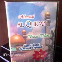 VCD MUROTTAL AL-QUR'AN SURAT PILIHAN ZIYAD PATEL