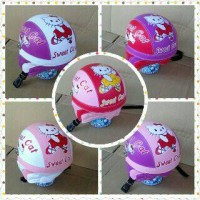 harga Helm Anak Sweet Cat Tokopedia.com